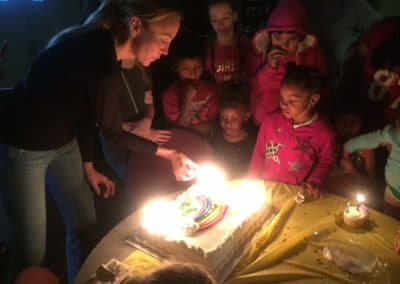 Birthday Bunch At The Shade Tree Shelter 2