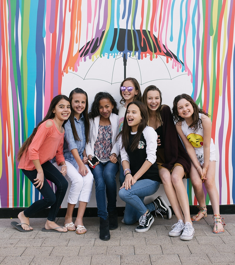 Girl Nation | Empowering Girls